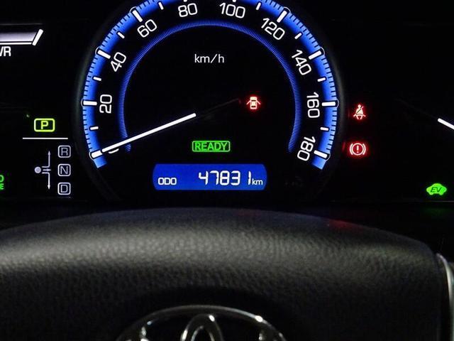 ハイブリッドX ドライブレコーダー 後席モニタ ワンオーナー(7枚目)