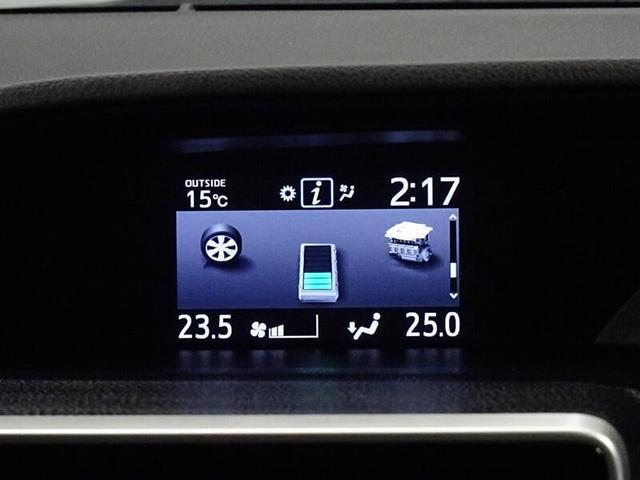 ハイブリッドX ドライブレコーダー 後席モニタ ワンオーナー(8枚目)