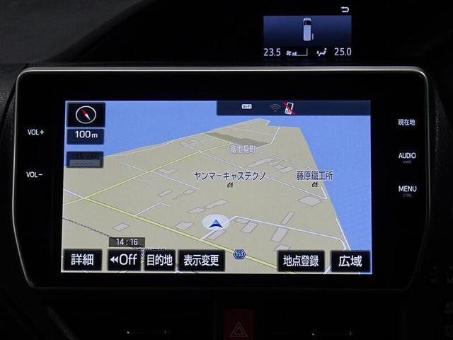 ハイブリッドX ドライブレコーダー 後席モニタ ワンオーナー(9枚目)