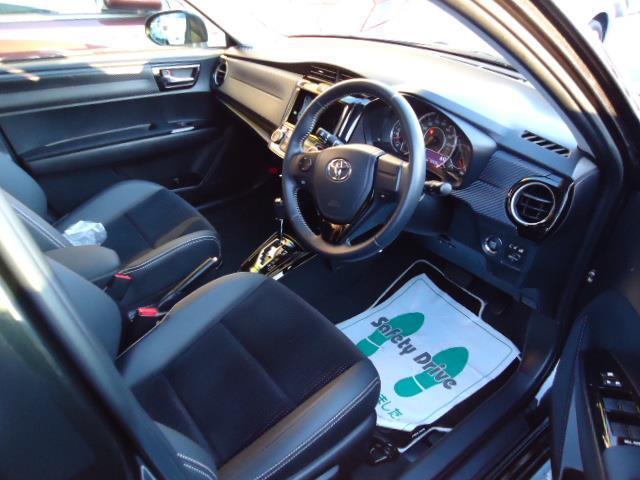 トヨタ カローラフィールダー 1.8S エアロツアラー・ダブルバイビー