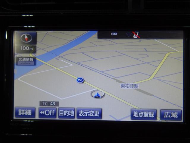 S ジョシュセキカイテンシートA ワンオーナー フルセグTV&ナビ バックモニター ETC スマートキー(14枚目)