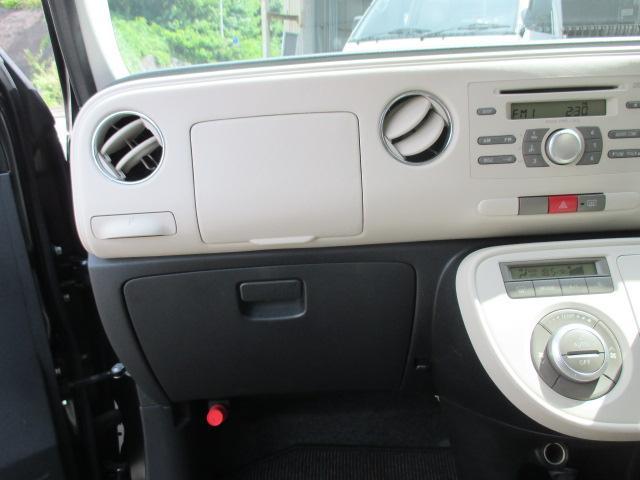 ダイハツ ミラココア ココアX 純正CD ETC 電動格納ミラー 禁煙車