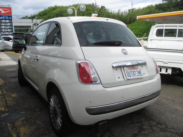 「フィアット」「フィアット 500C」「コンパクトカー」「島根県」の中古車8
