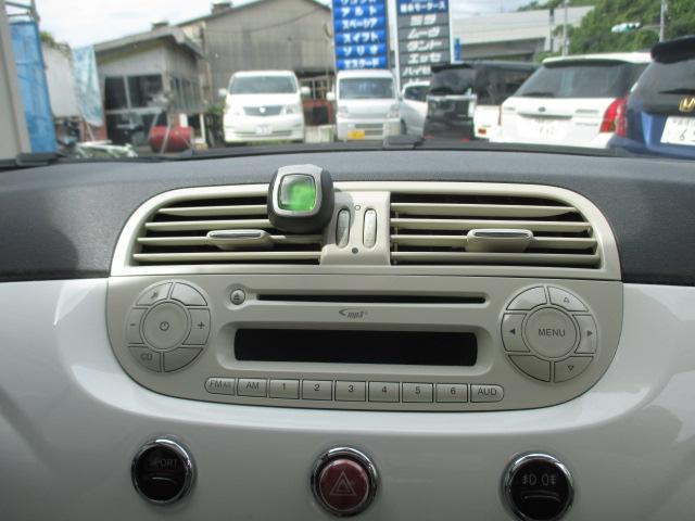 「フィアット」「フィアット 500C」「コンパクトカー」「島根県」の中古車9