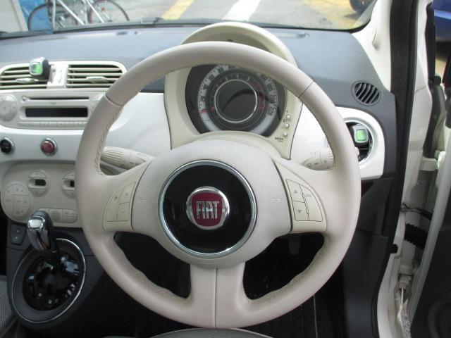 「フィアット」「フィアット 500C」「コンパクトカー」「島根県」の中古車17