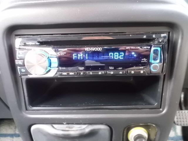 ダイハツ ミラ ピコ メモリアルエディション 社外CDチューナー