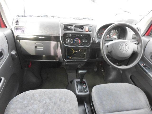 ホンダ バモス M オートマ 2WD