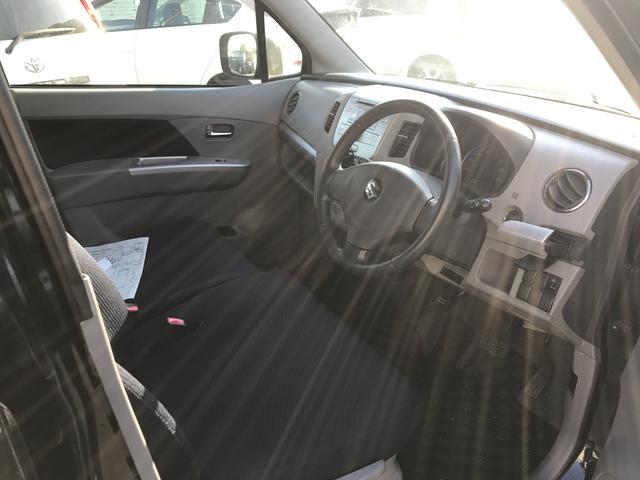 スズキ ワゴンR FXリミテッド キーフリー オートエアコン