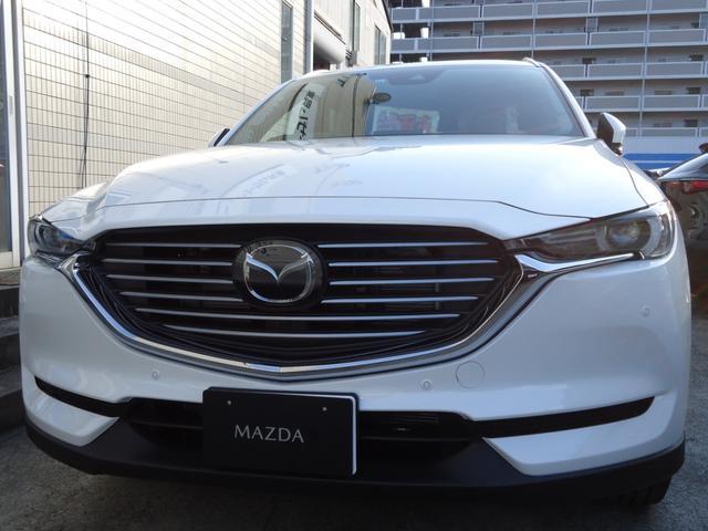「マツダ」「CX-8」「SUV・クロカン」「広島県」の中古車3