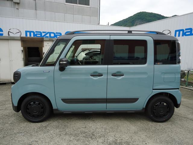 「マツダ」「フレアワゴンタフスタイル」「コンパクトカー」「広島県」の中古車5