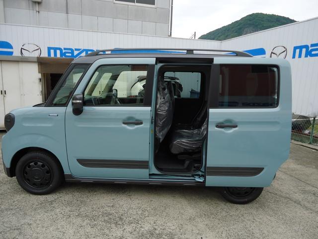 「マツダ」「フレアワゴンタフスタイル」「コンパクトカー」「広島県」の中古車6