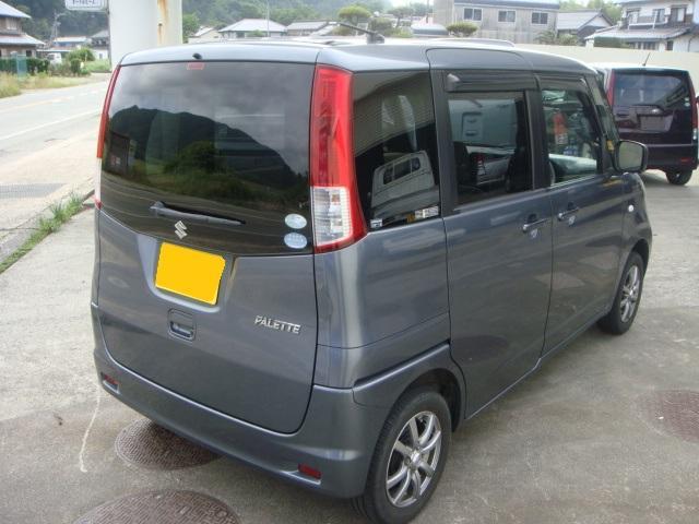 「スズキ」「パレット」「コンパクトカー」「鳥取県」の中古車5