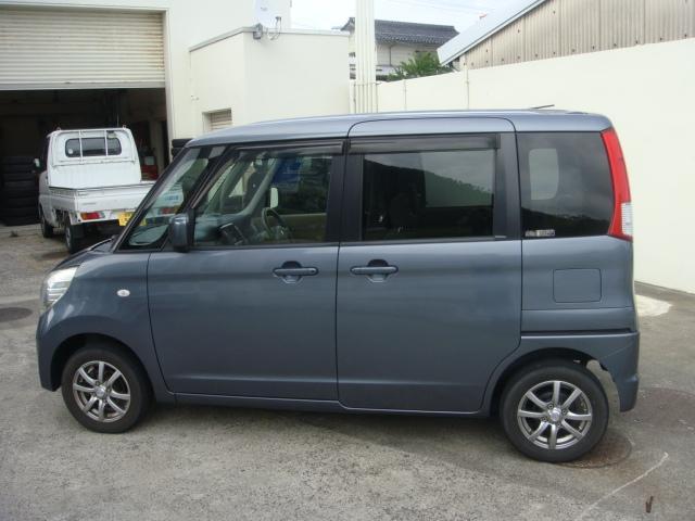 「スズキ」「パレット」「コンパクトカー」「鳥取県」の中古車8