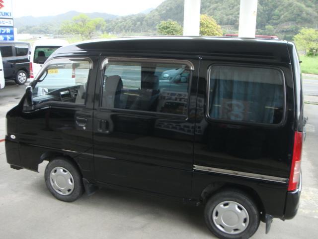 「スバル」「サンバーバン」「軽自動車」「鳥取県」の中古車8