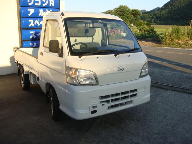 「ダイハツ」「ハイゼットトラック」「トラック」「鳥取県」の中古車3