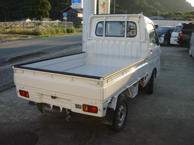 「ダイハツ」「ハイゼットトラック」「トラック」「鳥取県」の中古車5
