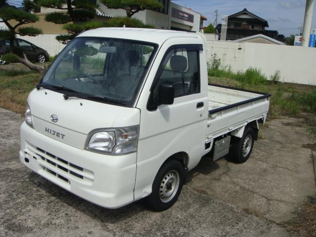 「ダイハツ」「ハイゼットトラック」「トラック」「鳥取県」の中古車9