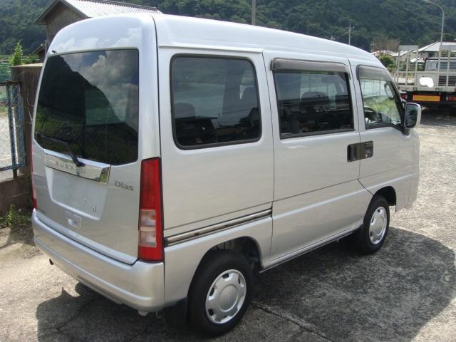 「スバル」「サンバーバン」「軽自動車」「鳥取県」の中古車5