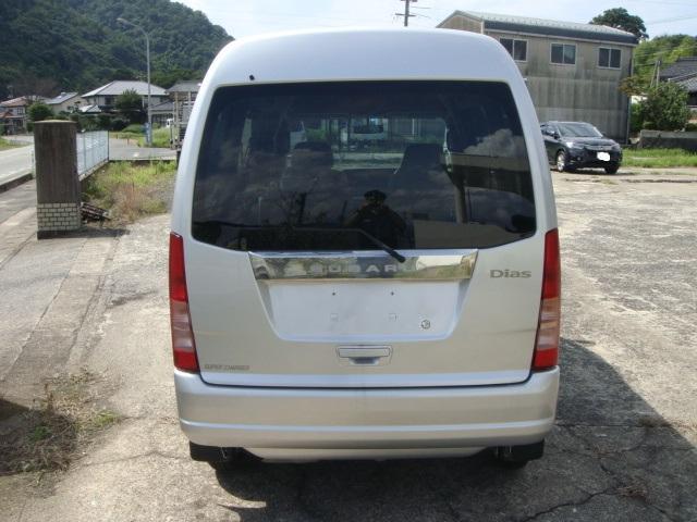「スバル」「サンバーバン」「軽自動車」「鳥取県」の中古車6