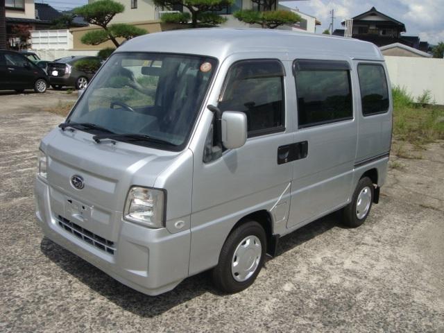 「スバル」「サンバーバン」「軽自動車」「鳥取県」の中古車9