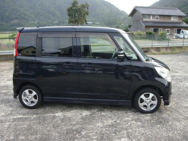 「スズキ」「パレット」「コンパクトカー」「鳥取県」の中古車4