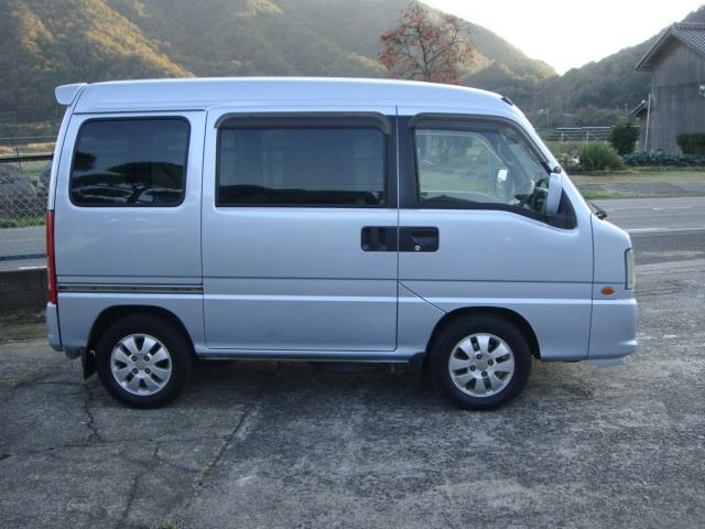 「スバル」「ディアスワゴン」「コンパクトカー」「鳥取県」の中古車4