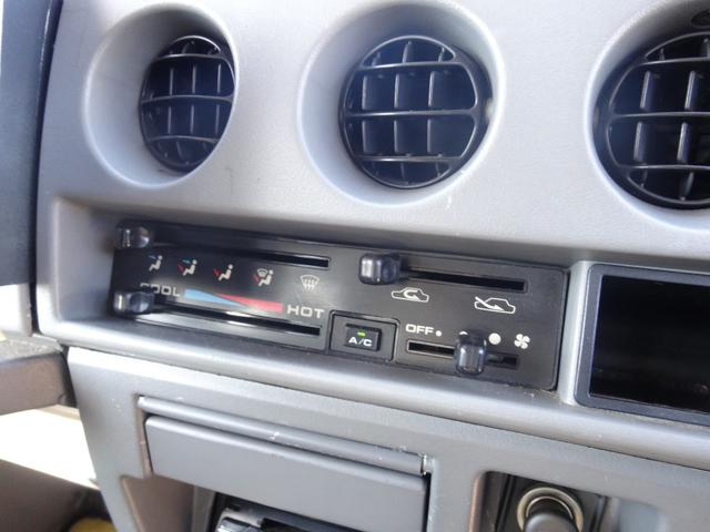 XC JA22最終モデル 5MT 4WD 4インチリフトアップ TOYOオープンカントリーMTタイヤ オートルビーズバンパー&タンクガード 修復歴無し(13枚目)