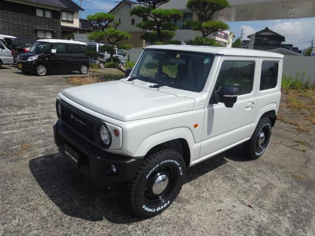 「スズキ」「ジムニー」「コンパクトカー」「鳥取県」の中古車9