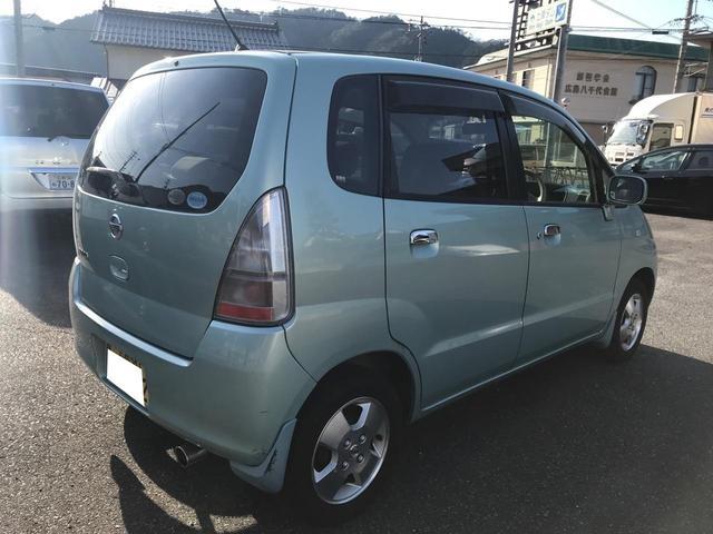 「日産」「モコ」「コンパクトカー」「広島県」の中古車4