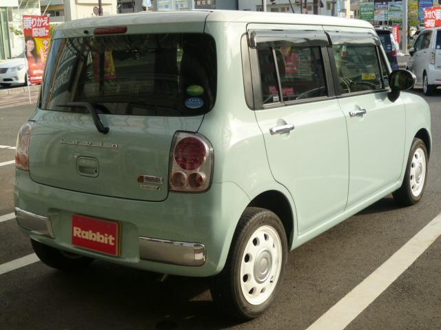 「スズキ」「アルトラパン」「軽自動車」「広島県」の中古車9