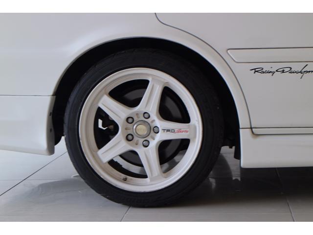 TRDスポーツ ツアラーV 車高調 17インチアルミ(10枚目)