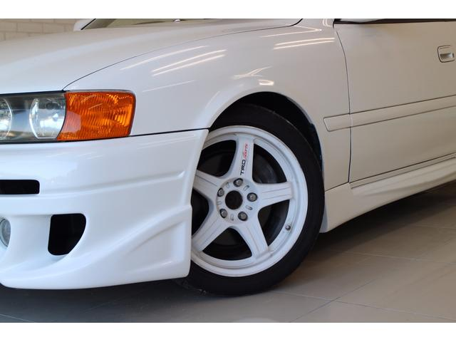 TRDスポーツ ツアラーV 車高調 17インチアルミ(11枚目)