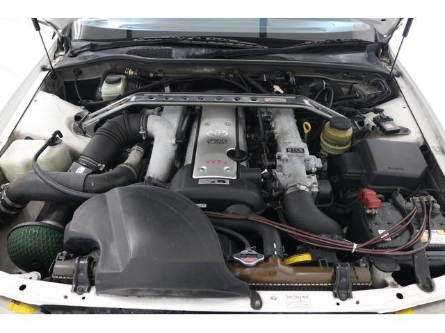 TRDスポーツ ツアラーV 車高調 17インチアルミ(12枚目)