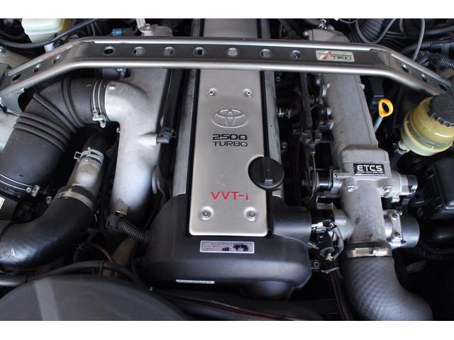 トヨタ チェイサー TRDスポーツ ツアラーV 車高調 17インチアルミ