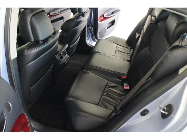 レクサス GS GS450h 19インチアルミ テイン車高調