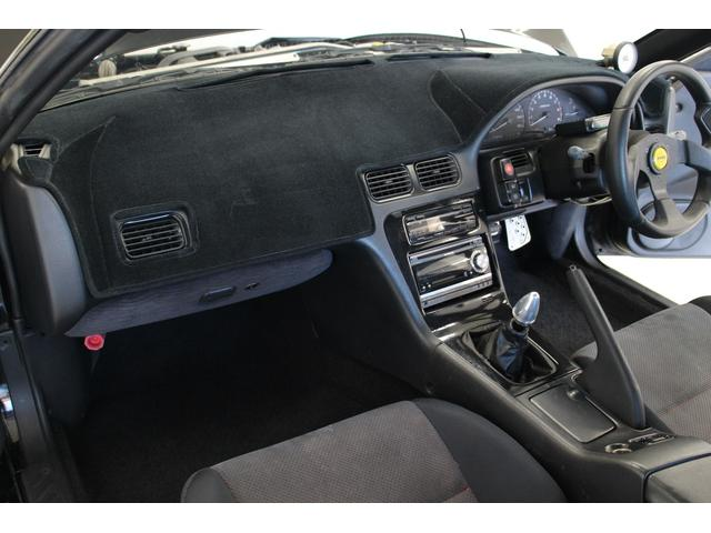 日産 180SX タイプR ターボ アペックスタービン 前置きIC 2層ラジエ