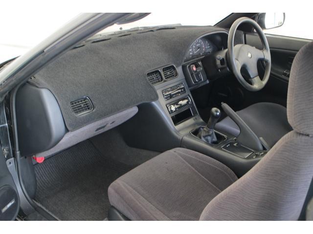 日産 シルビア Q'sクラブセレクション 5MT載替え ターボ載替え 車高調