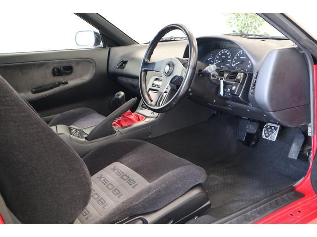 日産 180SX タイプS ターボ載せ替え 車高調 デフ 前置IC