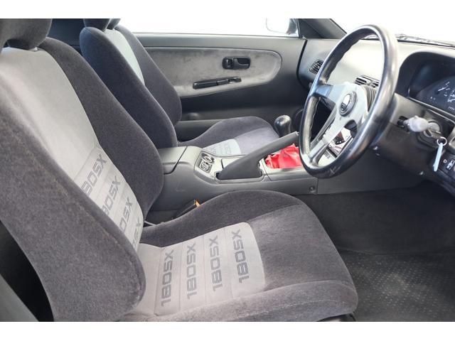 タイプS ターボ載せ替え 車高調 デフ 前置IC(13枚目)