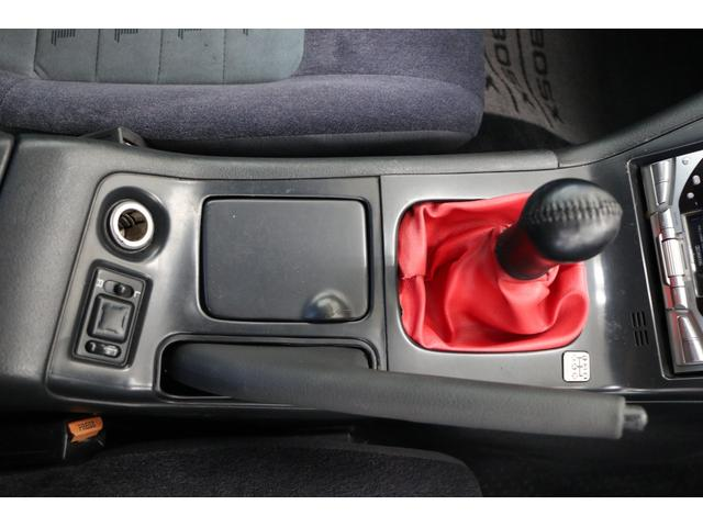タイプS ターボ載せ替え 車高調 デフ 前置IC(15枚目)