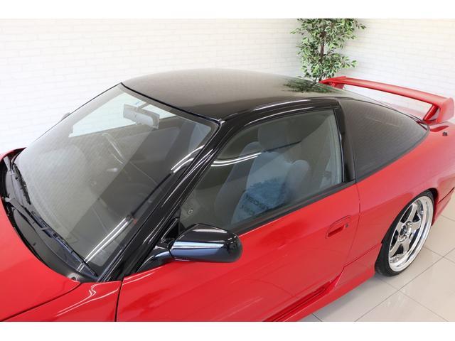 タイプS ターボ載せ替え 車高調 デフ 前置IC(19枚目)