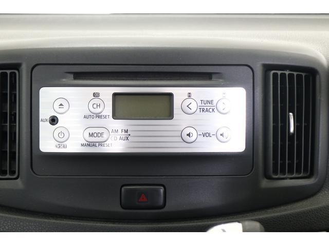 ダイハツ ミライース X 純正オーディオ AUX アイドリングストップ 電格ミラー