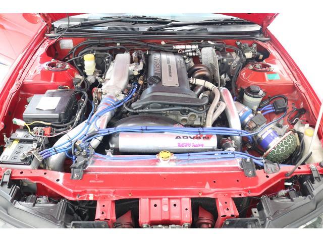 スペックR 車高調 マフラー アドバン18インチ タコアシ(5枚目)
