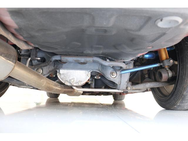 スペックR 車高調 マフラー アドバン18インチ タコアシ(6枚目)