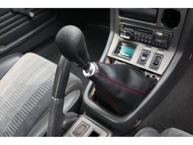 GT 5MT ターボ ワタナベホイール(11枚目)