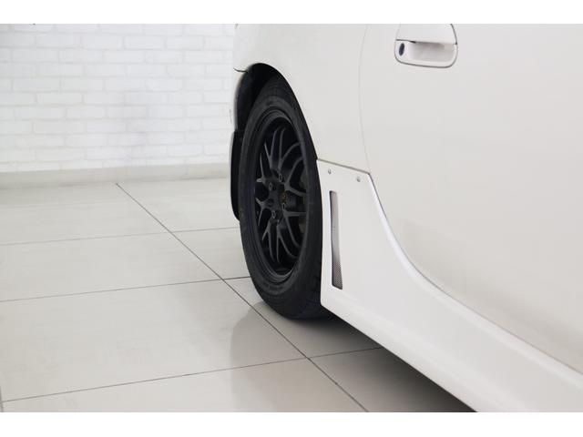 S 車高調 マフラー 15インチアルミ(27枚目)