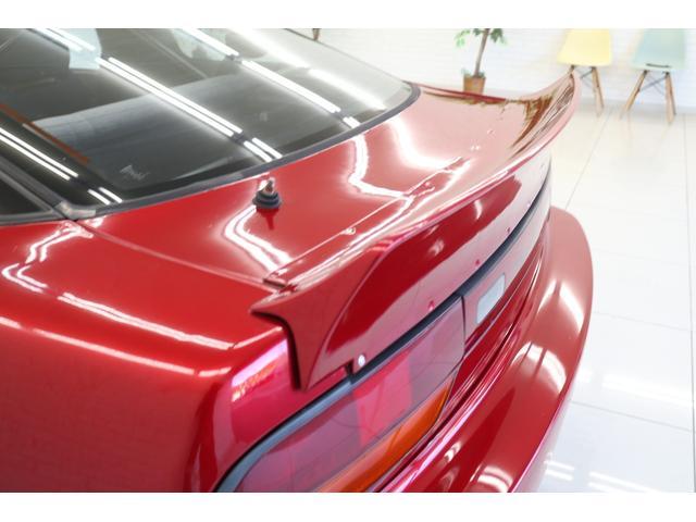 タイプX スーパーハイキャスパッケージ シルエイティ・ロケバニエアロ・ブリスターフェンダー・レイズ18インチアルミ・前置IC・車高調・7点ロールバー・3層ラジエーター・LSD・社外マフラー(31枚目)