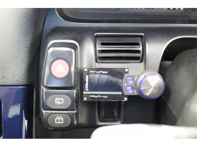 タイプX スーパーハイキャスパッケージ シルエイティ・ロケバニエアロ・ブリスターフェンダー・レイズ18インチアルミ・前置IC・車高調・7点ロールバー・3層ラジエーター・LSD・社外マフラー(50枚目)
