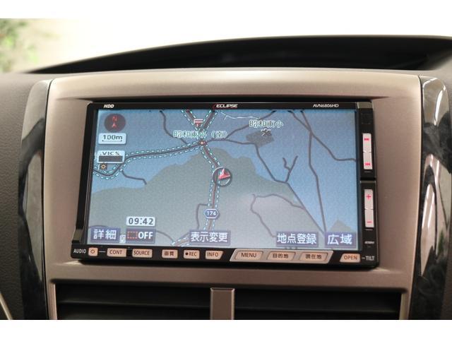 2.0XS ブラックレザーセレクション 4WD ナビ ETC パワーシート シートヒーター オートクルーズ プッシュスタート HID フロントフォグ 17インチアルミ(8枚目)
