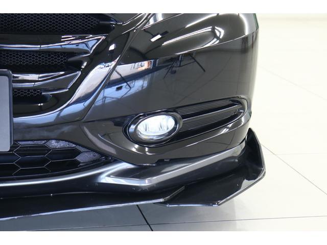 ハイブリッドX 車高調 フルエアロ 社外19インチアルミ 社外マフラー 8インチナビ TV フリップダウンモニター バックカメラ(23枚目)
